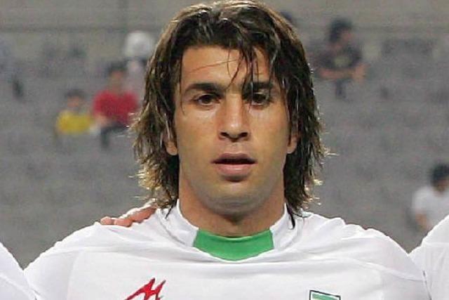 Hadi Aghily kommt nicht zum SC Freiburg