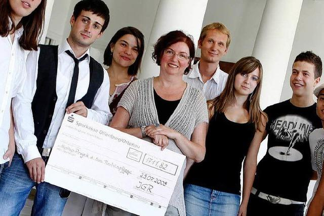 Lahrer Spendenlauf bringt 1711 Euro