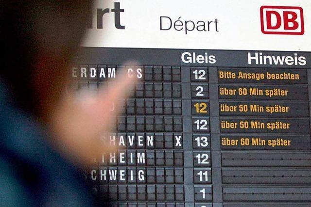 Selbstversuch Fahrgastrechte: Wie schnell ist das Bahn-Formular ausgefüllt?