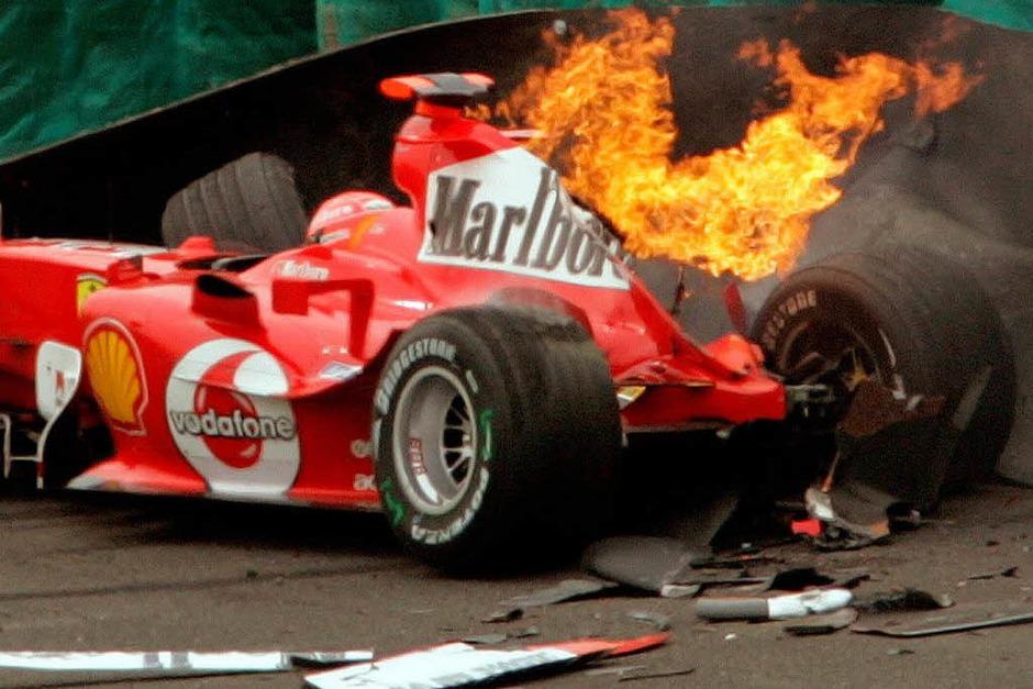Michael Schumacher Gestorben