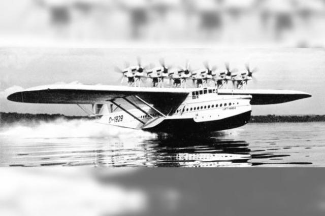 Ein Hangar für den Überflieger