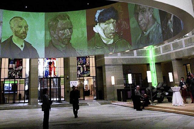 Begeistert von van Gogh