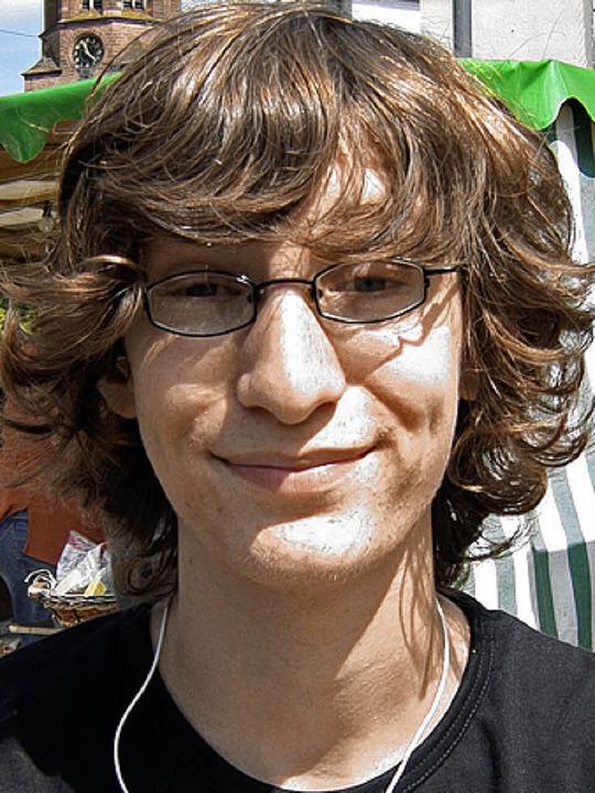 Lukas Jörger    Foto: Daniel Pust