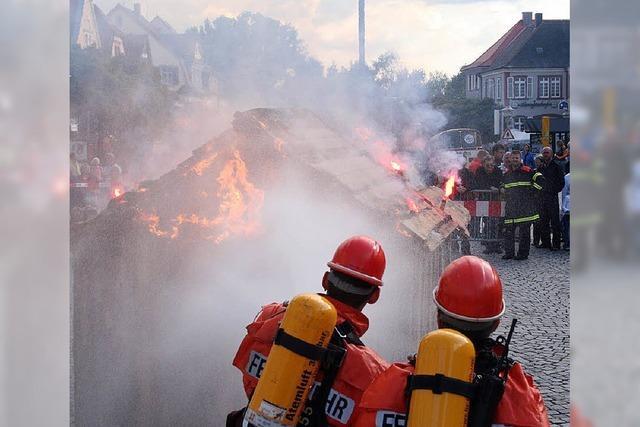 Feuerwehrtag für Kinder