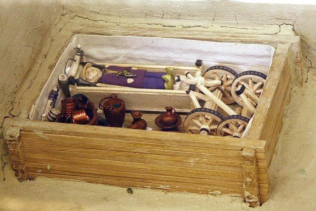 Das Fürstengrab von Kappel