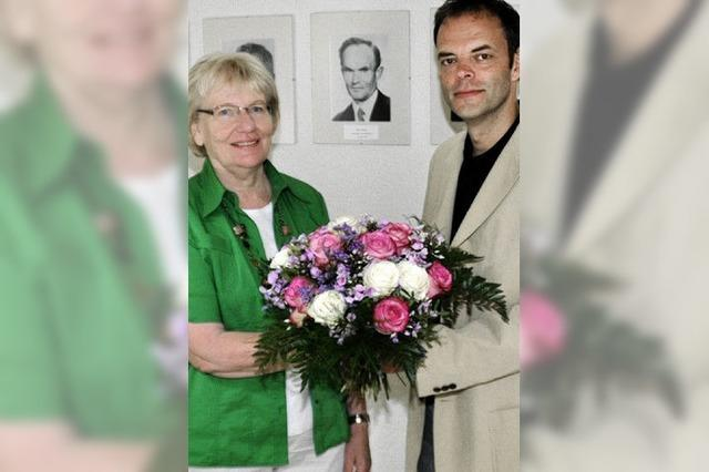 Anita Tröndle war 20 Jahre im Gremium