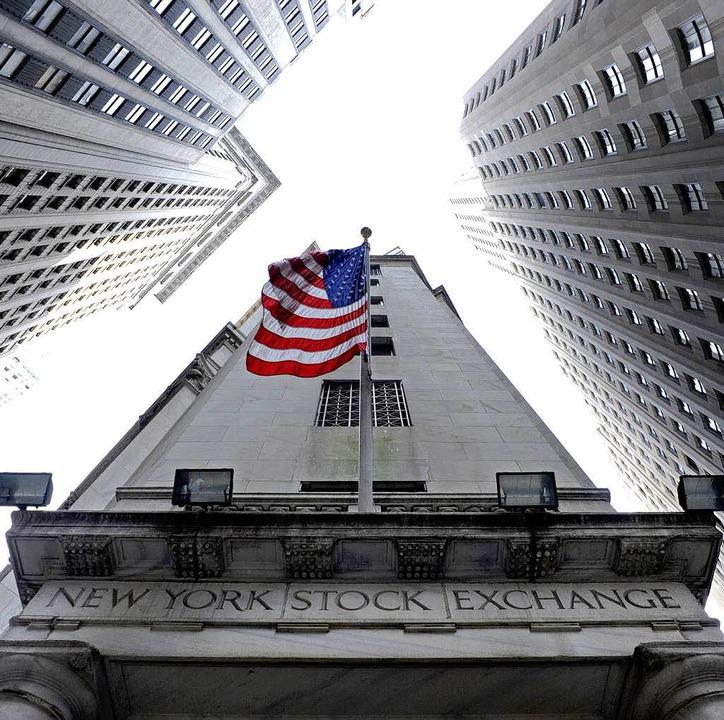 Lichtblick für die US-Wirtschaft    Foto: dpa