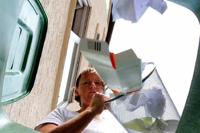 Land ist deutscher Meister im Abfallvermeiden