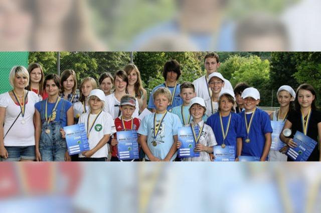Jugend-Team-Cup des TC Lahr
