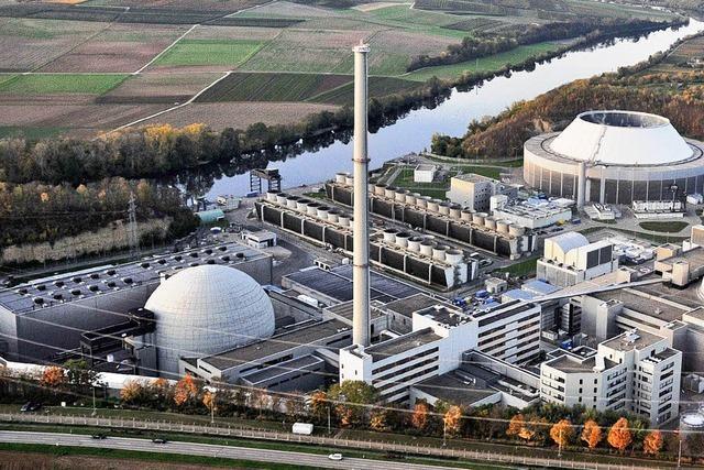 Waffen ins Atomkraftwerk geschmuggelt