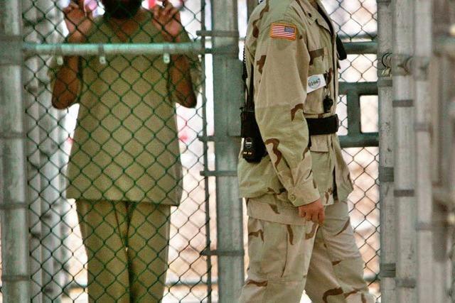 US-Gefängnis für Häftlinge aus Guantánamo?
