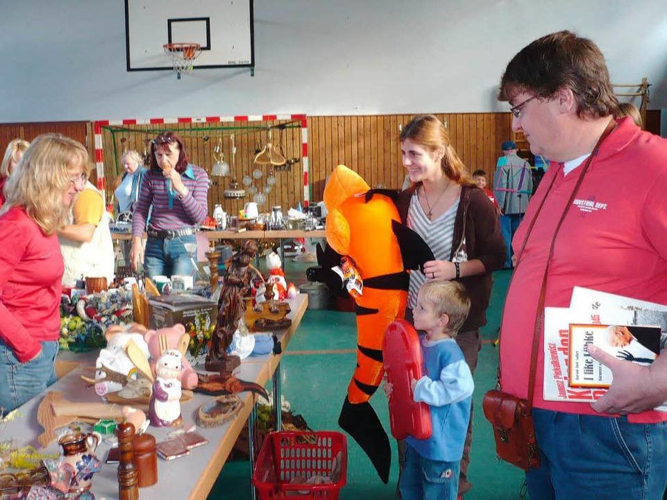 Kirchenflohmarkt