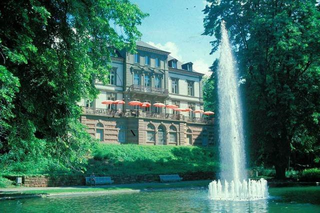 Großes Fest rund um die Villa Berberich