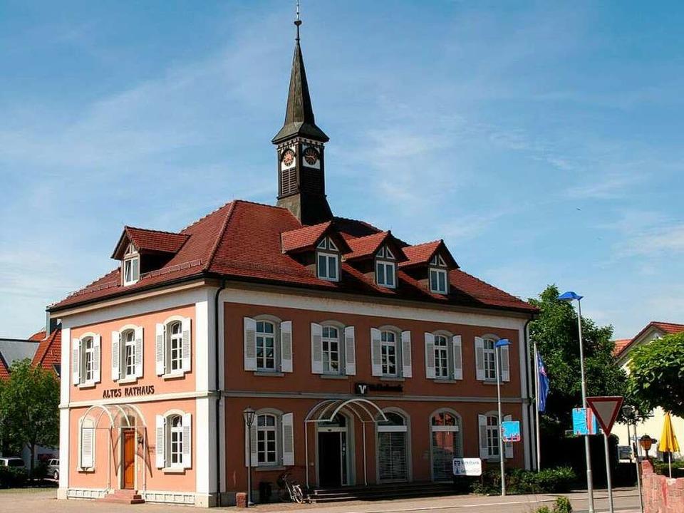 Das Rathaus von Rust – auch Rath...nes Bundesliga-Standortes, irgendwann?