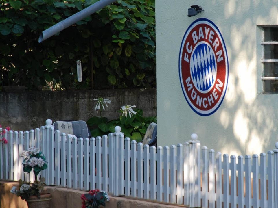 In Rust gibt es zahlreiche FC-Bayern-F...teiger & Co.  am Ortsrand  würden.    Foto: Alexandra Sillgitt