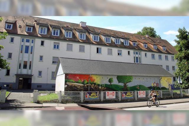 Bauverein prüft Neubau