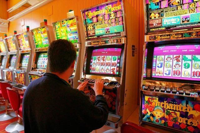 Glücksspielautomaten boomen – vor allem im Südwesten