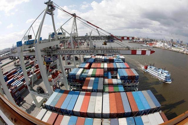 Exportweltmeister Deutschland kann wieder hoffen