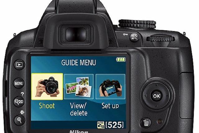 Was Nikon alles in Fotoapparate einbaut