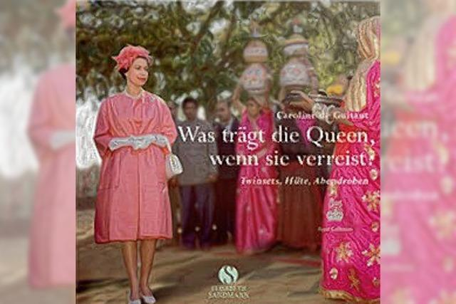 SACHBUCH: Die Kleider der Queen