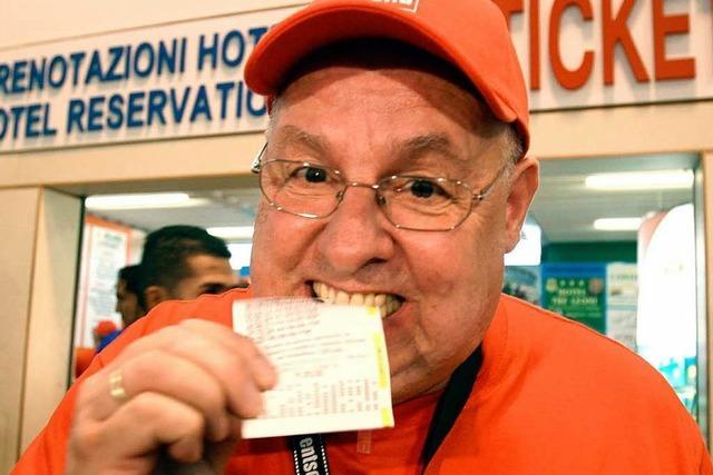 Lottofieber in Italien: Jackpot wächst und wächst