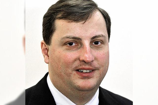Daniel Sander (CDU): Konflikte im Blick