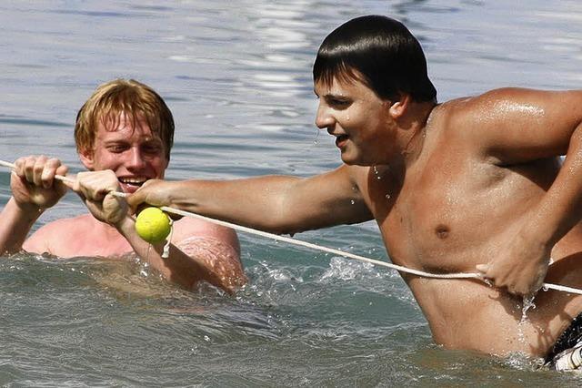 Wasserspaß mit dem Windsurfclub
