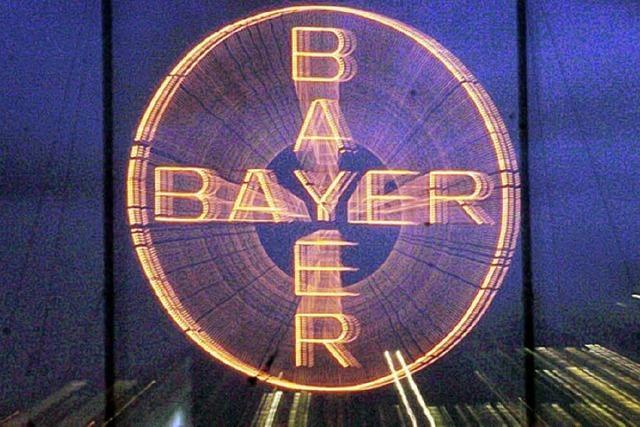 Auch der Bayer-Konzern schätzt Basel
