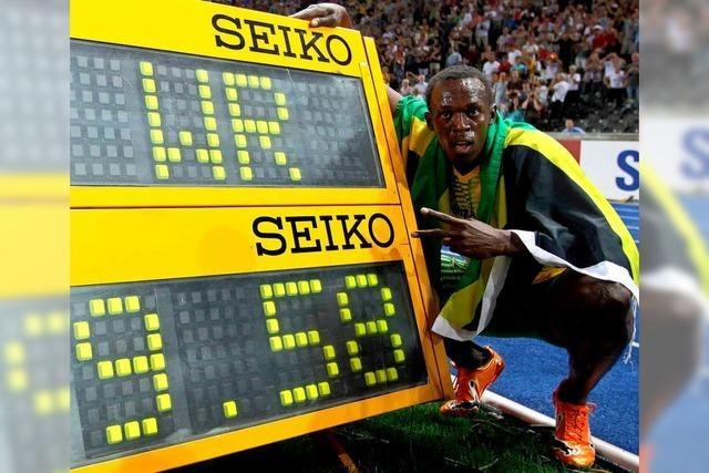 Ist Usain Bolts Weltrekord ohne Doping möglich?