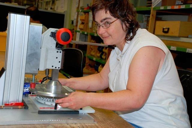 Wirtschaftskrise lastet auf Behinderten-Werkstätten