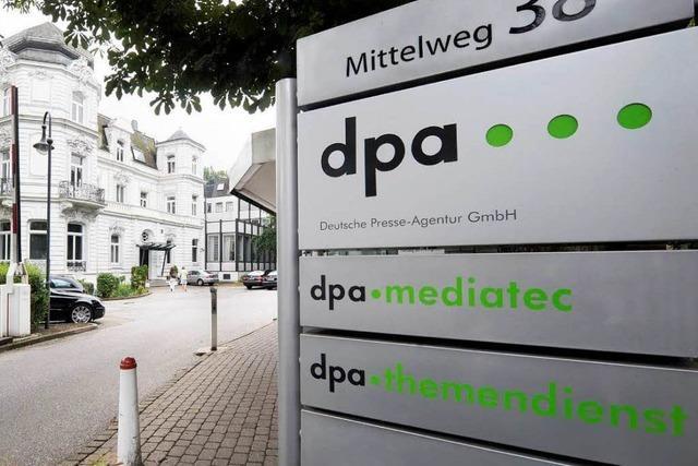 Die dpa wird 60 – Nachrichten im Sekundentakt