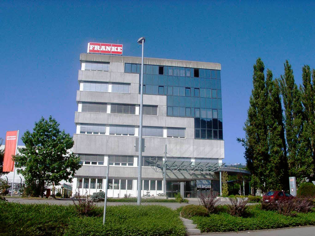 Franke gmbh bad säckingen