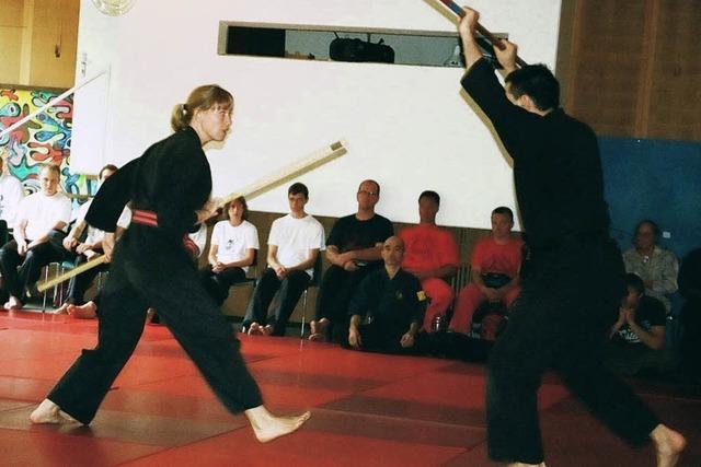 Vom Zauber asiatischer Kampfkunst