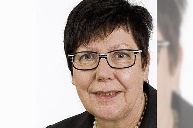Renate Buchen (SPD): Ausgleich und Kampf