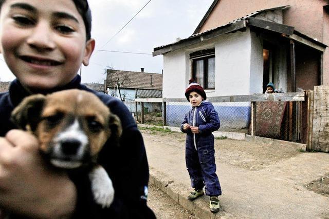 Die Rechten machen Jagd auf Roma