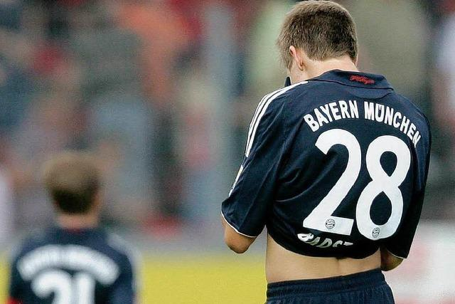 Bayern München blamiert sich