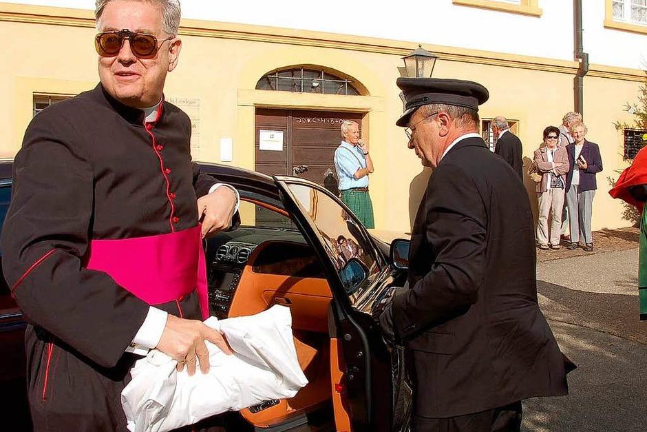 Prälat Wilhelm Imkamp (Foto: Heike Armbruster)