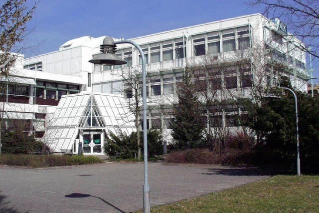 Sanierungen am Offenburger AOK-Gebäude