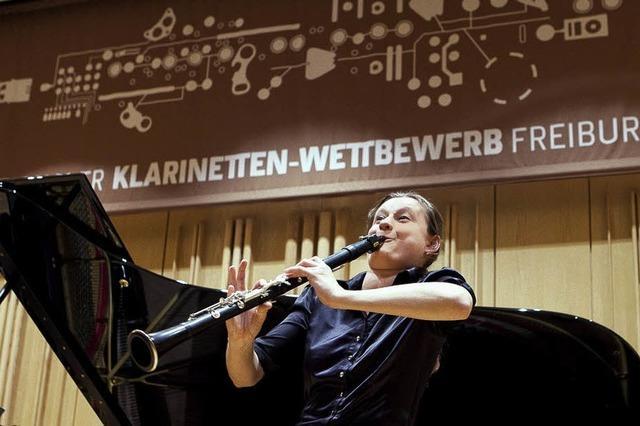 Klarinette - ein Instrument wie eine menschliche Stimme