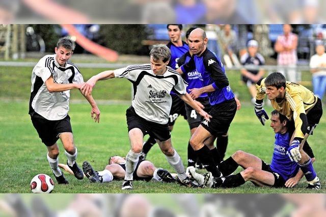 FC Wehr stürmt an die Tabellenspitze