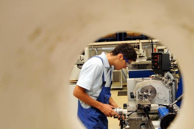 Südbadens Wirtschaft gibt sich verhalten optimistisch