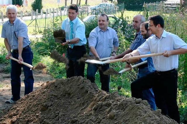 1,4 Millionen Euro für Hochwasserschutz