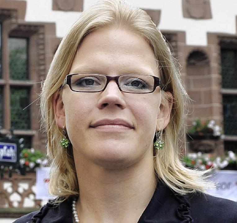 Anke Dallmann    Foto: Ingo Schneider