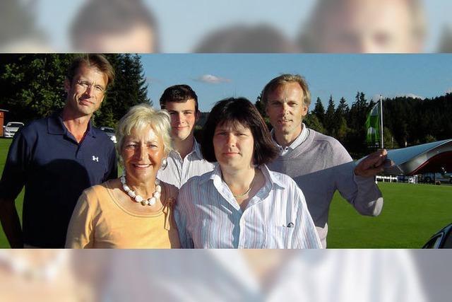 Silbernagel gewinnt Golf-Masters-Turnier