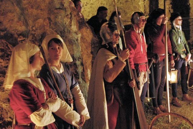 Im Banne des Mittelalters