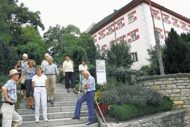 Tiengen ist ein idealer Ort für Reisen in alte Zeiten