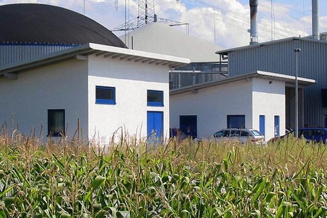 Badenova kauft Biogasanlage