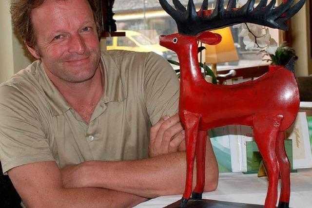 Martin Wangler zum ersten Kleinkunstfestival