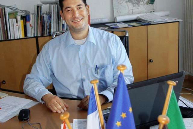 Markus Hollemann: Vom Amtsverweser zum Bürgermeister