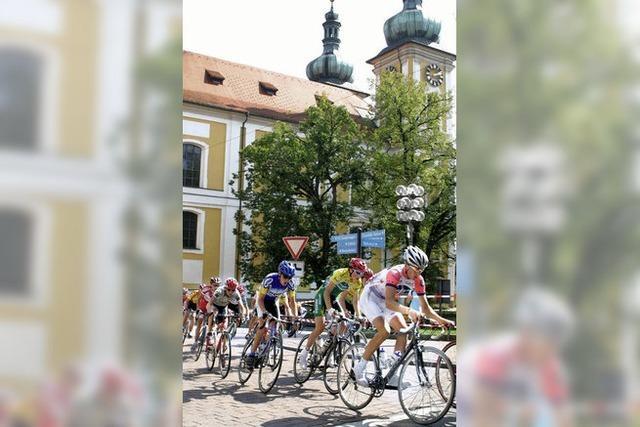 Radrennen muss auf neuen Kurs